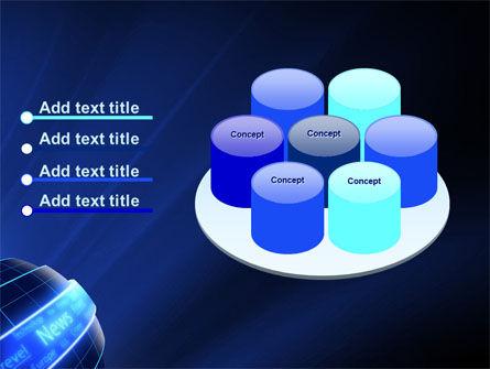 News Media PowerPoint Template Slide 12