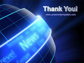 News Media PowerPoint Template#20