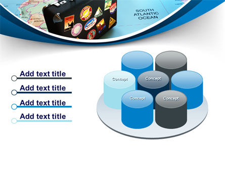 International Tourism PowerPoint Template Slide 12