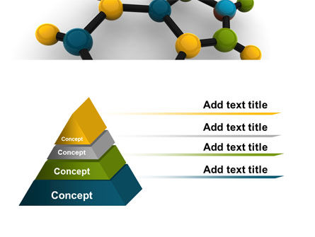 Molecule PowerPoint Template, Slide 4, 07990, Technology and Science — PoweredTemplate.com