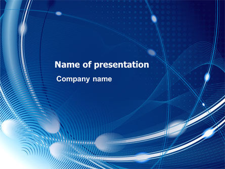 Orbital PowerPoint Template