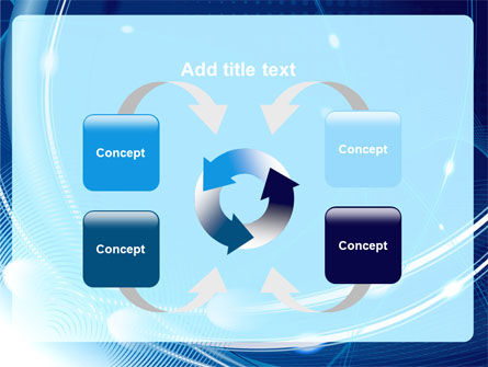 Orbital PowerPoint Template Slide 6