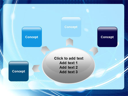 Orbital PowerPoint Template Slide 7