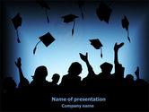 Education & Training: Alumnuss PowerPoint Template #07994