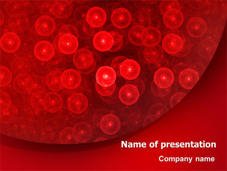 Medical: Egg Cells PowerPoint Template #07996