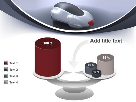 Concept Car PowerPoint Template Slide 10