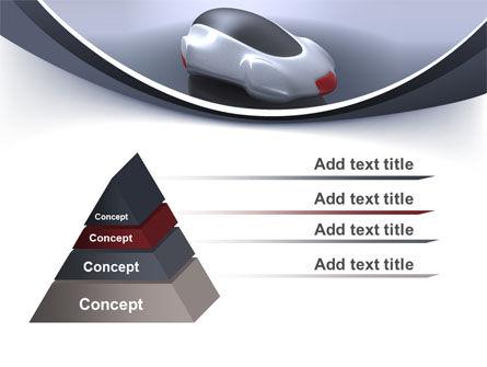 Concept Car PowerPoint Template Slide 12