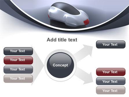 Concept Car PowerPoint Template Slide 14