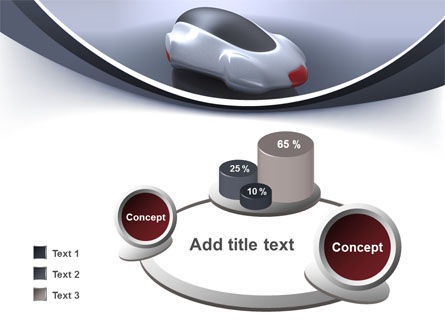 Concept Car PowerPoint Template Slide 16