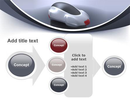 Concept Car PowerPoint Template Slide 17