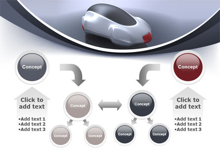 Concept Car PowerPoint Template Slide 19