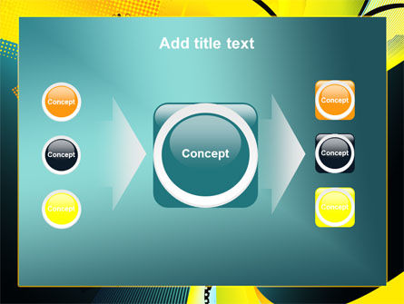 Modern Music Theme PowerPoint Template Slide 17