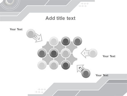 Neutral Gray PowerPoint Template Slide 10