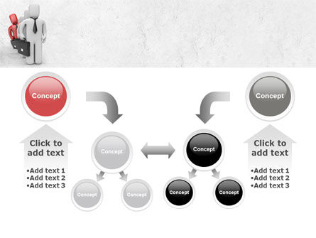 Business Queue PowerPoint Template Slide 19