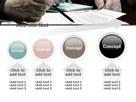 Sign Here PowerPoint Template Slide 13