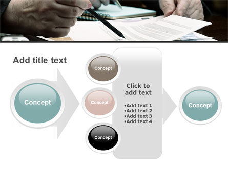 Sign Here PowerPoint Template Slide 17