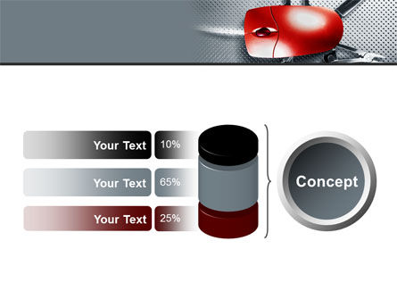 Mouse Universal PowerPoint Template Slide 11