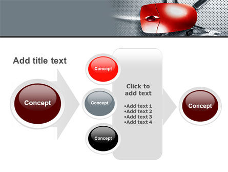 Mouse Universal PowerPoint Template Slide 17