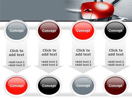 Mouse Universal PowerPoint Template Slide 18