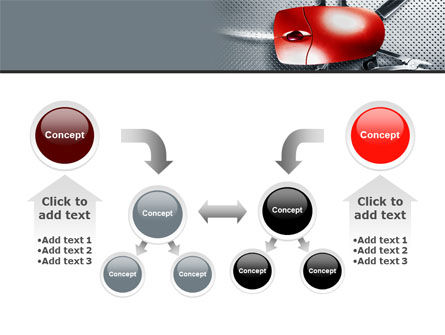 Mouse Universal PowerPoint Template Slide 19