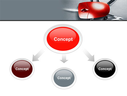 Mouse Universal PowerPoint Template Slide 4
