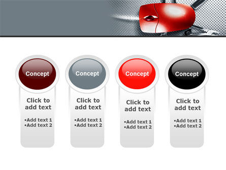 Mouse Universal PowerPoint Template Slide 5