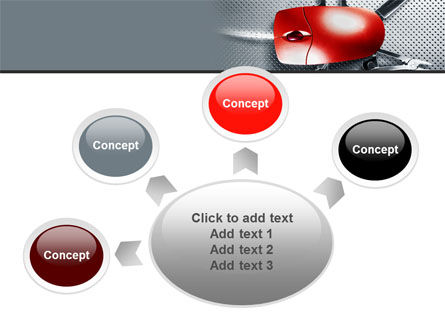 Mouse Universal PowerPoint Template Slide 7