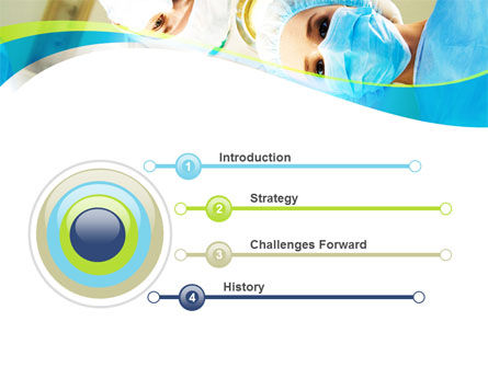Surgical Brigade PowerPoint Template, Slide 3, 08012, Medical — PoweredTemplate.com