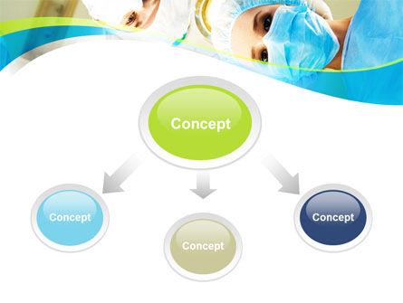 Surgical Brigade PowerPoint Template, Slide 4, 08012, Medical — PoweredTemplate.com