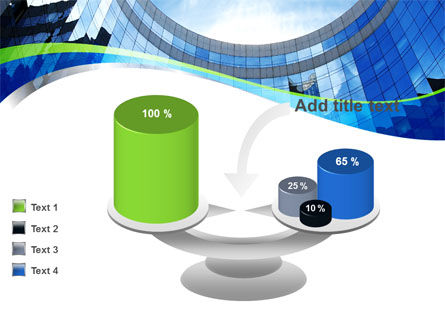 Building Skyline PowerPoint Template Slide 10