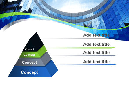 Building Skyline PowerPoint Template Slide 12