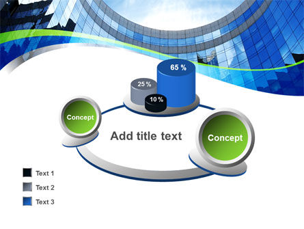 Building Skyline PowerPoint Template Slide 16