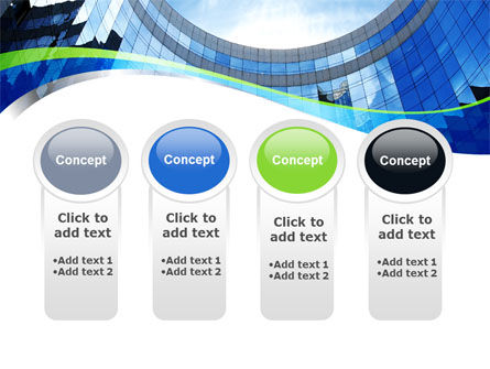 Building Skyline PowerPoint Template Slide 5