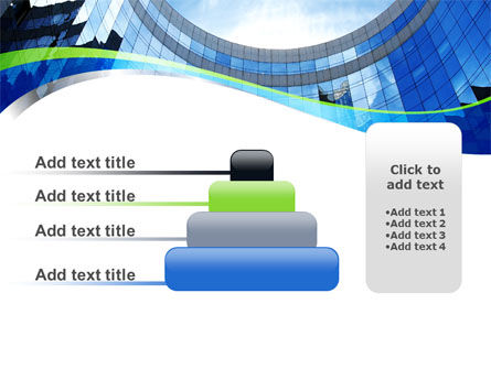 Building Skyline PowerPoint Template Slide 8