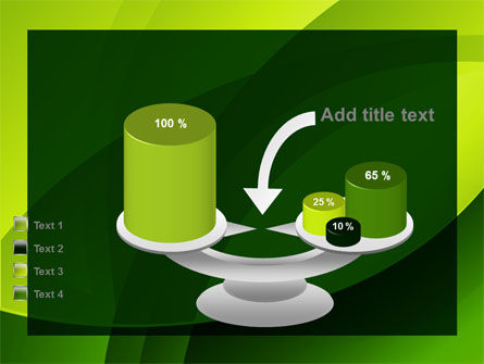 Yellow - Green Theme PowerPoint Template Slide 10