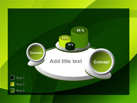 Yellow - Green Theme PowerPoint Template Slide 16