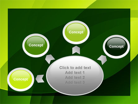 Yellow - Green Theme PowerPoint Template Slide 7