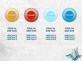 Plan Of Shopping Mall PowerPoint Template#5