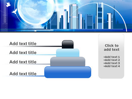 Future City PowerPoint Template Slide 8