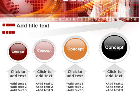 World Theme PowerPoint Template Slide 13