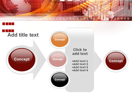 World Theme PowerPoint Template Slide 17