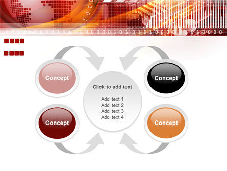 World Theme PowerPoint Template Slide 6