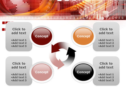 World Theme PowerPoint Template Slide 9
