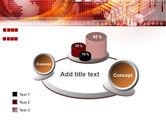 World Theme PowerPoint Template#16