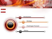 World Theme PowerPoint Template#3