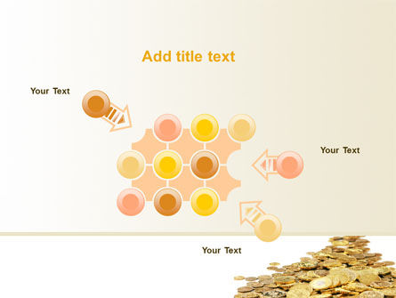 Money Path PowerPoint Template Slide 10