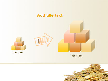 Money Path PowerPoint Template Slide 13