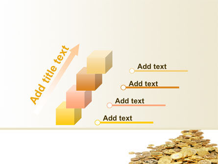 Money Path PowerPoint Template Slide 14