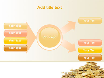 Money Path PowerPoint Template Slide 15