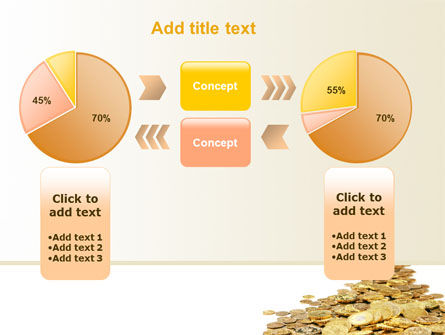 Money Path PowerPoint Template Slide 16